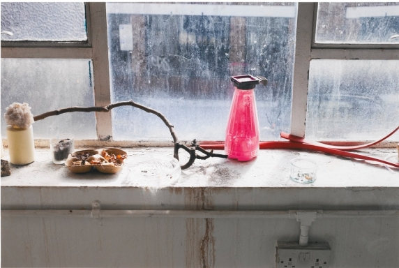 Still life Cambridge Heath Road, Left Over (©Wolfgang Tillmans)